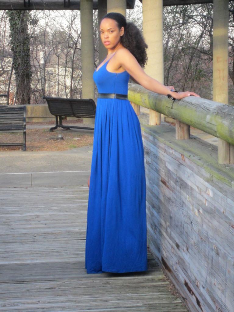 Height Goddess Dress