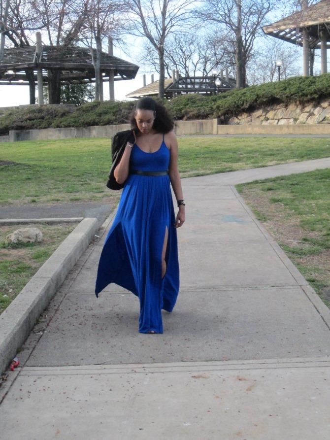 Height Goddess Maxi Dress 3