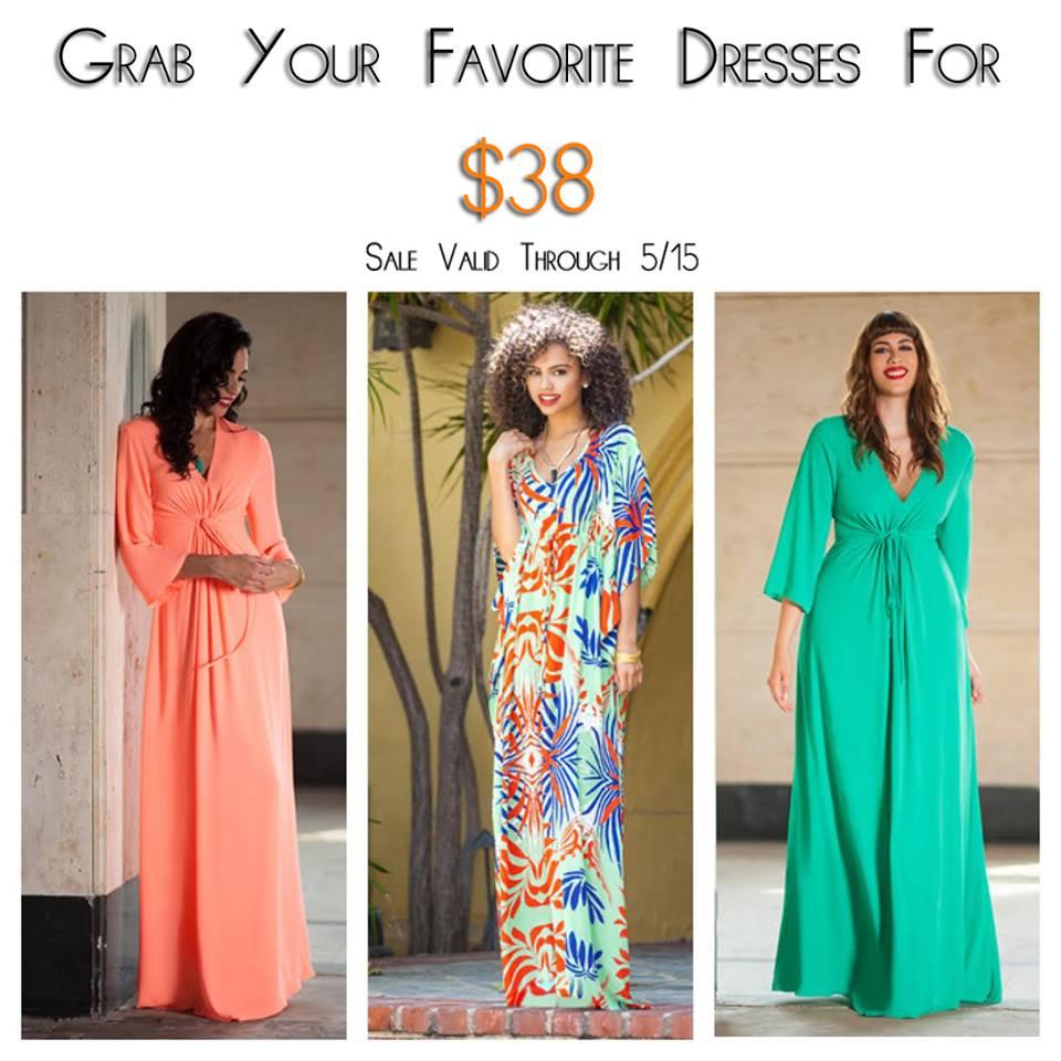 Tall Dresses
