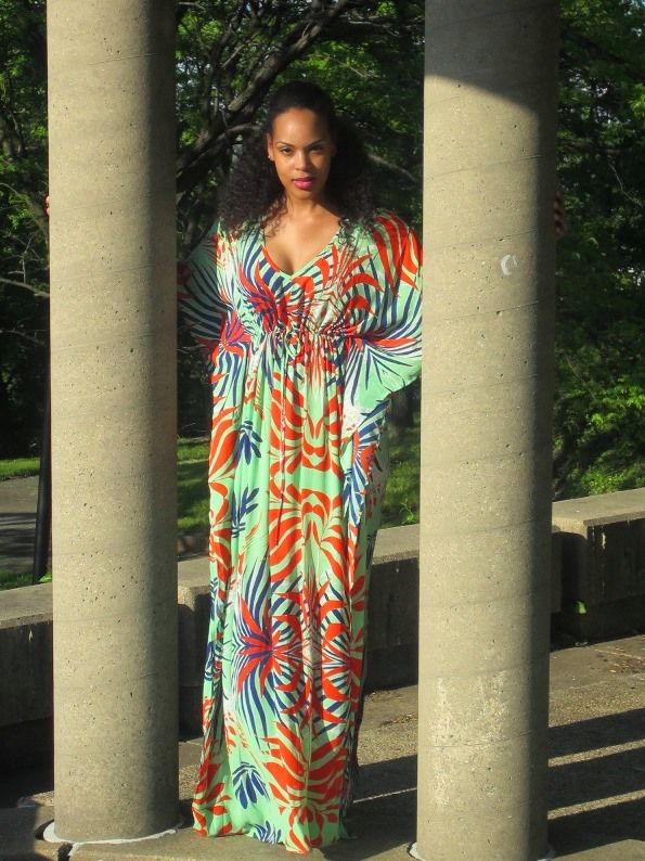 Shoxie Collection Kaftan inspired by Style Pantry