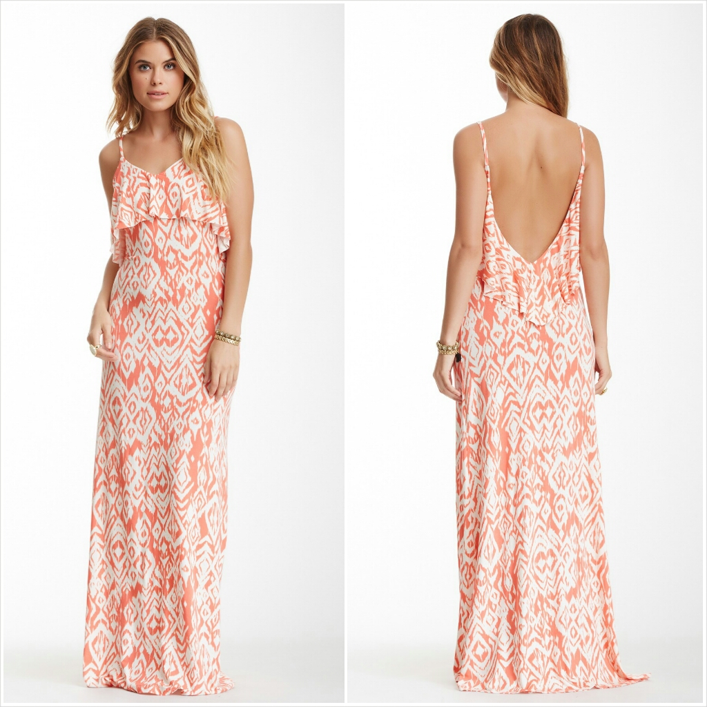 TART Genie Maxi Dress IKAT