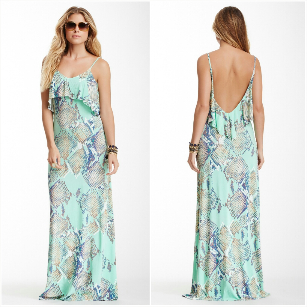 TART Genie Maxi Dress