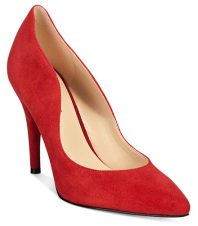 Nine West Fidder Red