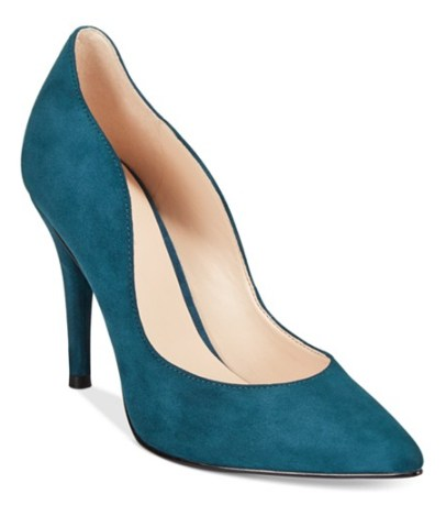 Nine West Fidder Teal