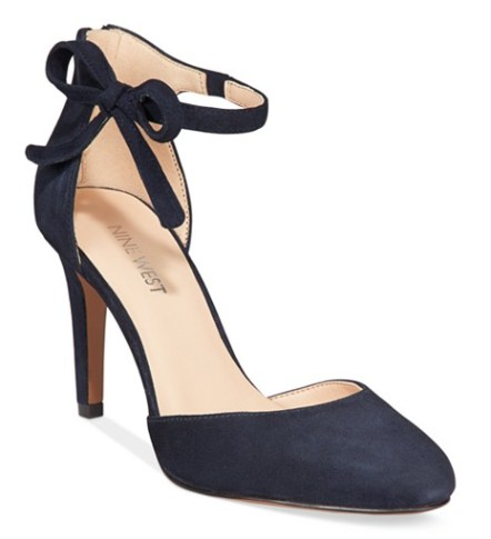 Nine West Howley Suede