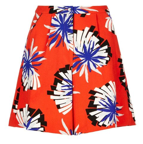 origami shorts