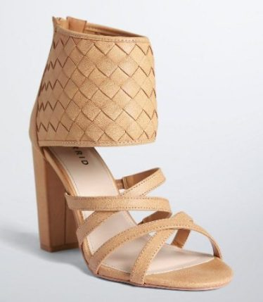 Torrid Woven Block Heels